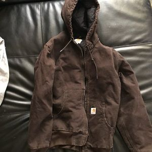 Women's Carhartt coat